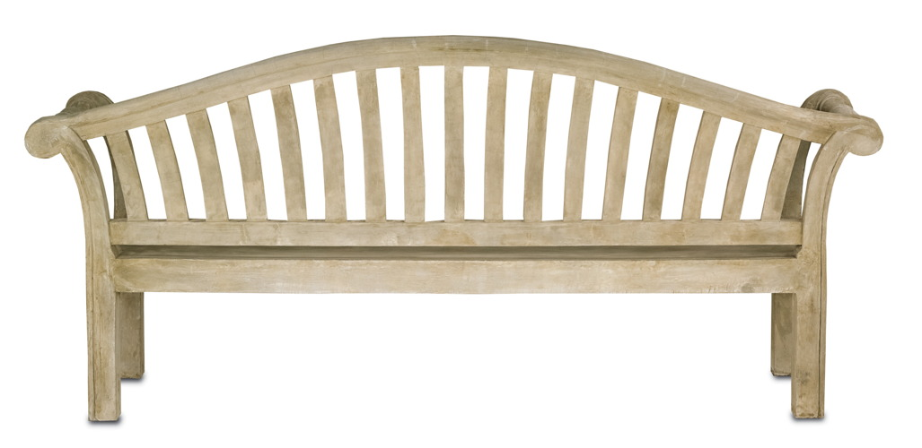 Scroll Bench Part - 32: ... Classic Beautiful English And French Garden Furniture Designs Artfully  Formed In The Faux Bois Method.This Grand Faux Bois Bench Has Baluster And  Scroll ...
