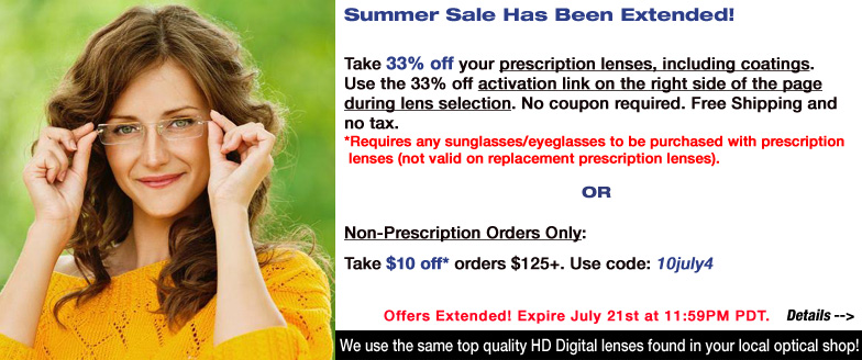 Summer Sale Extended!
