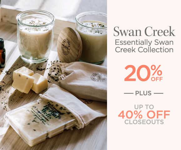 Swan Creek - Essentially Swan Creek Collection - 20 Percent OFF - Plus Up To 40 Percent OFF Closeouts