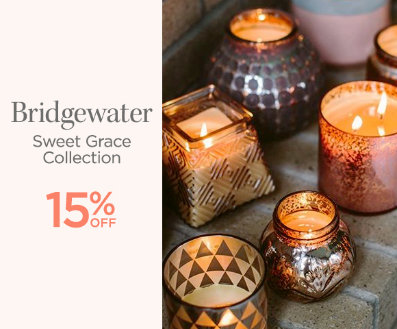 Bridgewater - Sweet Grace Collection - 15 Percent OFF