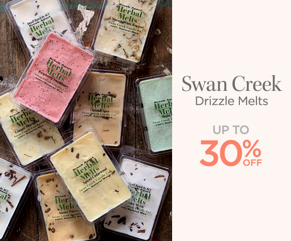 Swan Creek - Drizzle Melts - Up To 30 Percent OFF