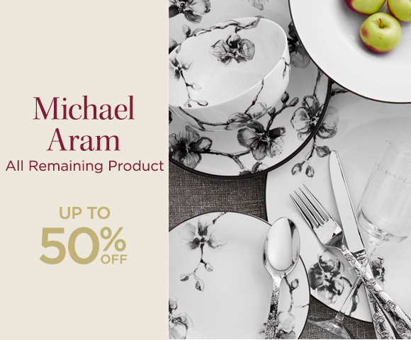 Michael Aram - All Remaining Product - Up To 50 Percent OFF