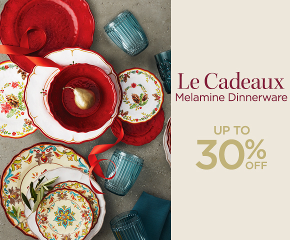 Le Cadeaux - Melamine Dinnerware - Up To 30% OFF