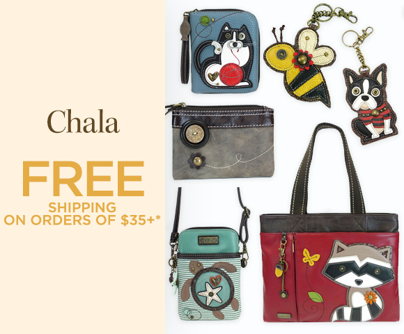 Chala - FREE Shipping on Orders of $35+*