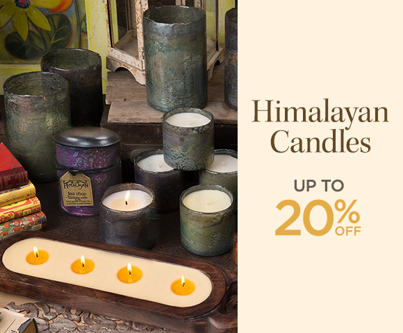 Himalayan Candles - Up To 20 Percent OFF