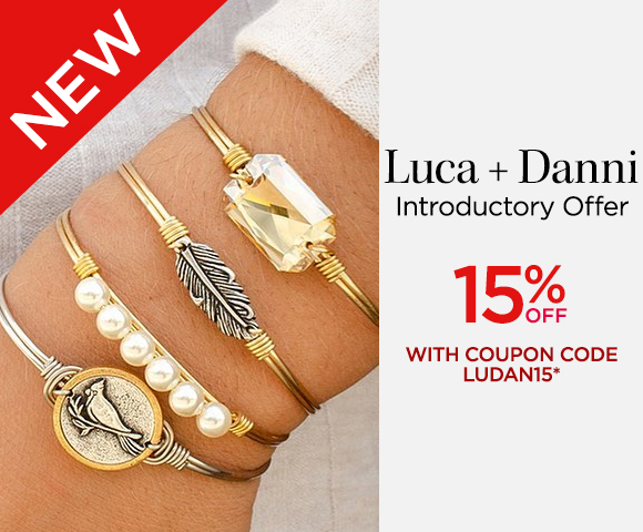 Luca + Dani - NEW - Introductory Offer - 15 Percent OFF with Coupon Code LUDAN15*