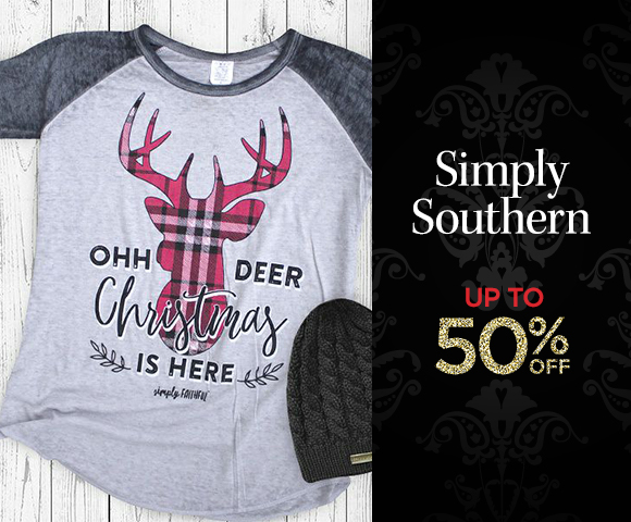 Simply Southern - Up to 50 Percent OFF