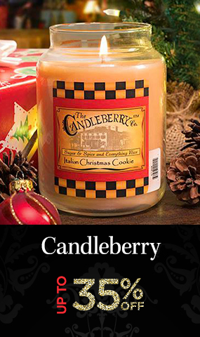 Candleberry - Up to 35 Percent OFF
