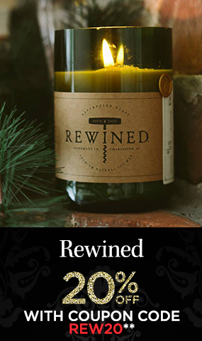 Rewined - 20 Percent OFF with Coupon Code REW20 - Click for Details