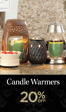 Candle Warmers - 20 Percent OFF