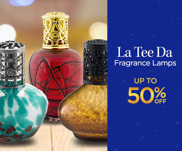 La Tee Da Fragrance Lamps - Up to 50 Percent OFF