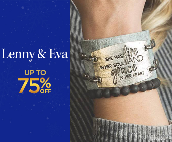 Lenny & Eva - Up to 75 Percent OFF