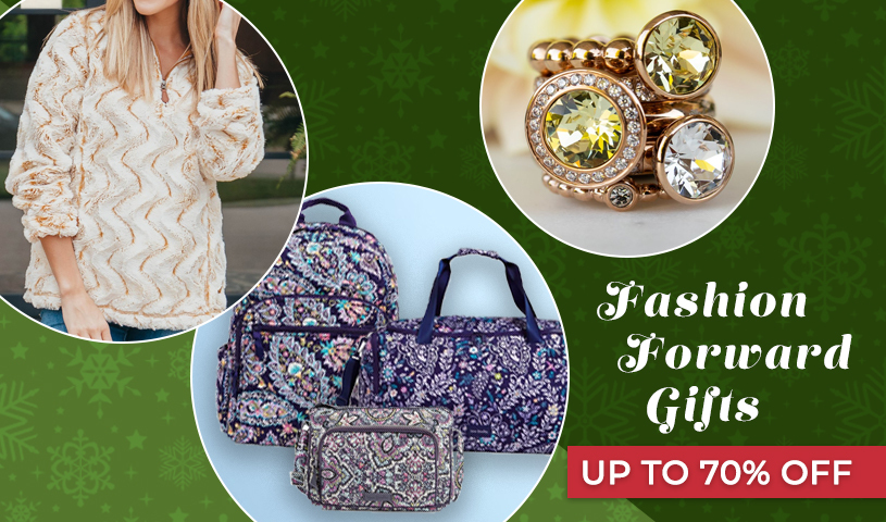 Fashion Forward Gifts - FREE Gifts Wit Purchase