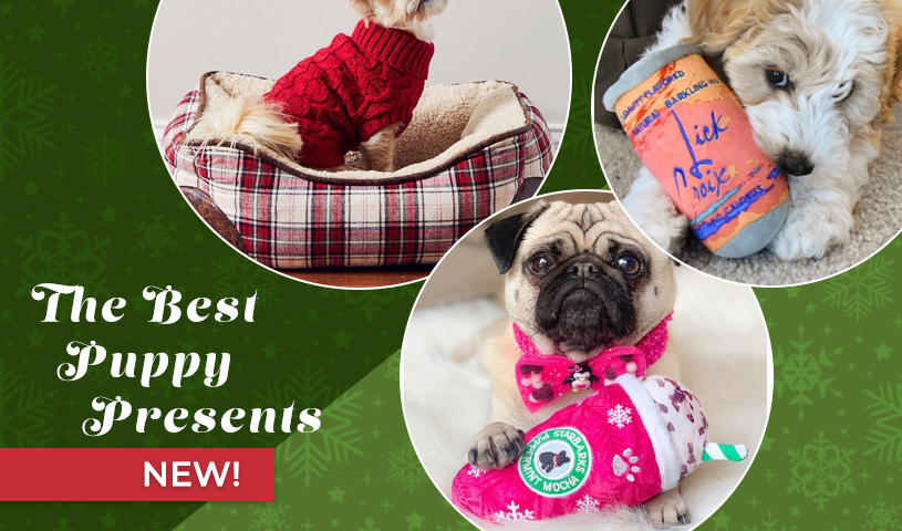 The Best Puppy Presents - NEW