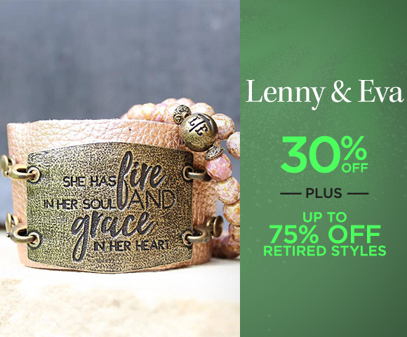 Lenny and Eva - 30 Percent OFF - Plus Up to 75 Percent OFF Retired Styles