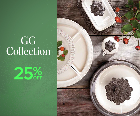GG Collection - 25 Percent OFF