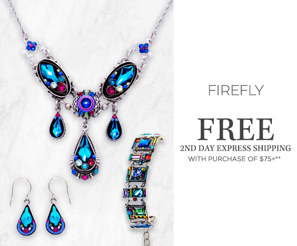 Firefly - FREE 2nd Day Shipping with Purchase of $75+