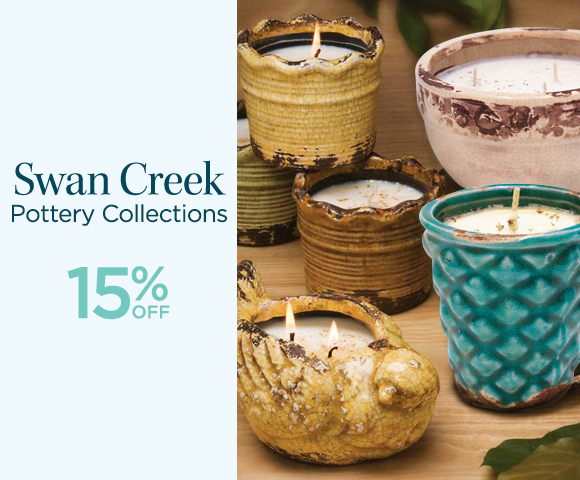 Swan Creek - Pottery Collections - 15% OFF