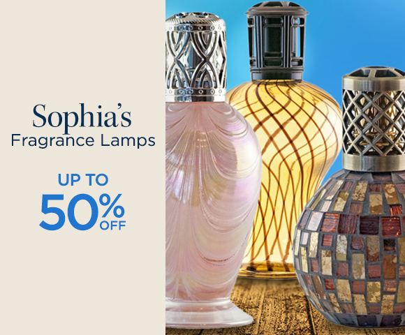 Sophias Fragrance Lamps - Up To 50 Percent OFF