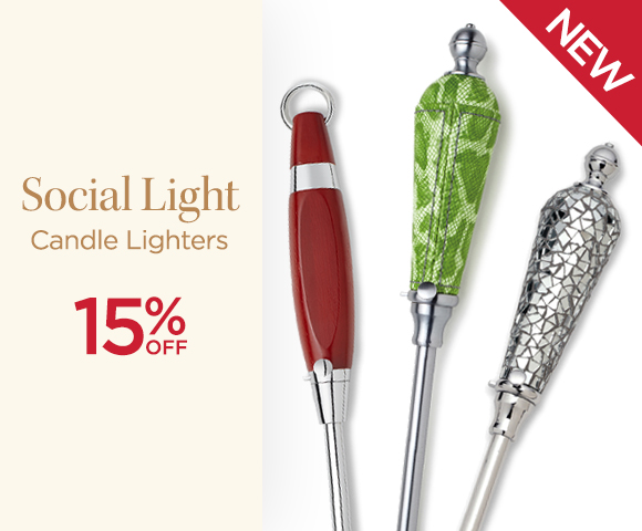 Social Light - Candle Lighters - 15 Percent OFF