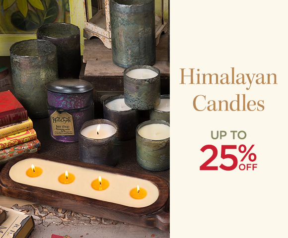 Himalayan Candles - Up To 25 Percent OFF