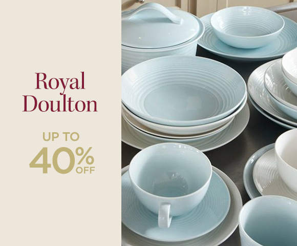 Royal Doulton - Up to 40 Percent OFF