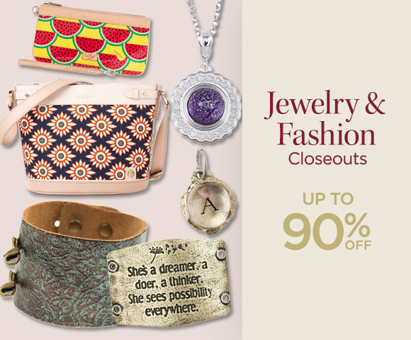 Jewelry and Fashion Closeouts - Up To 90 Percent OFF
