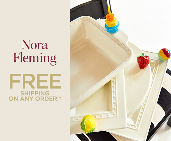 Nora Fleming - FREE Shipping on Any Order