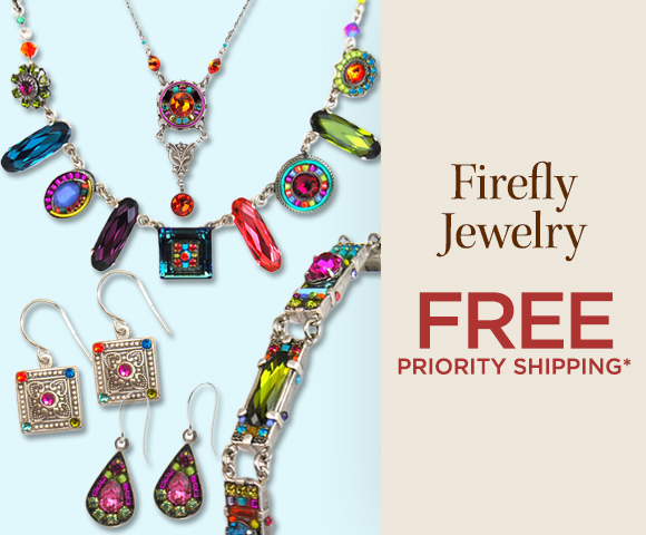 Firefly Jewelry - Free Priority Shipping