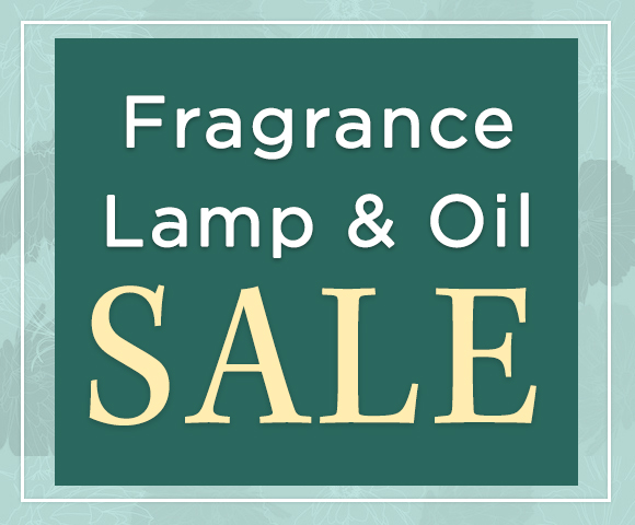 Fragrance Lamp And Oil Sale