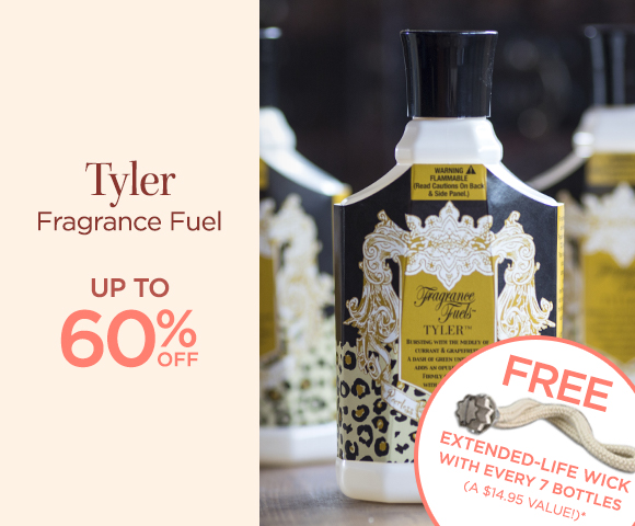 Tyler - Fragrance Fuel - Up To 60 Percent OFF