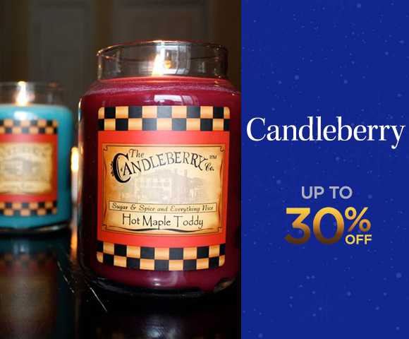 Candleberry - Up to 30 Percent OFF