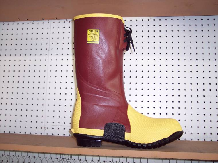 Creech Asphalt & Coal Mining Boots
