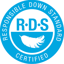 Responsible Down Standard (RDS) Certified