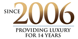 Since 2006 Providing Luxury For 14 Years