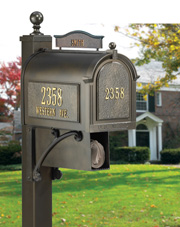 mailboxes - Locking Mailboxes