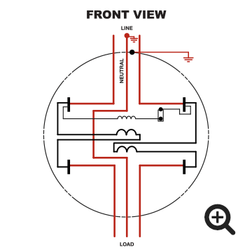 single phase – form 2s for 120v circuit  form 2s need a meter