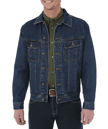 NIJ IIIA Denim Jacket in Blue