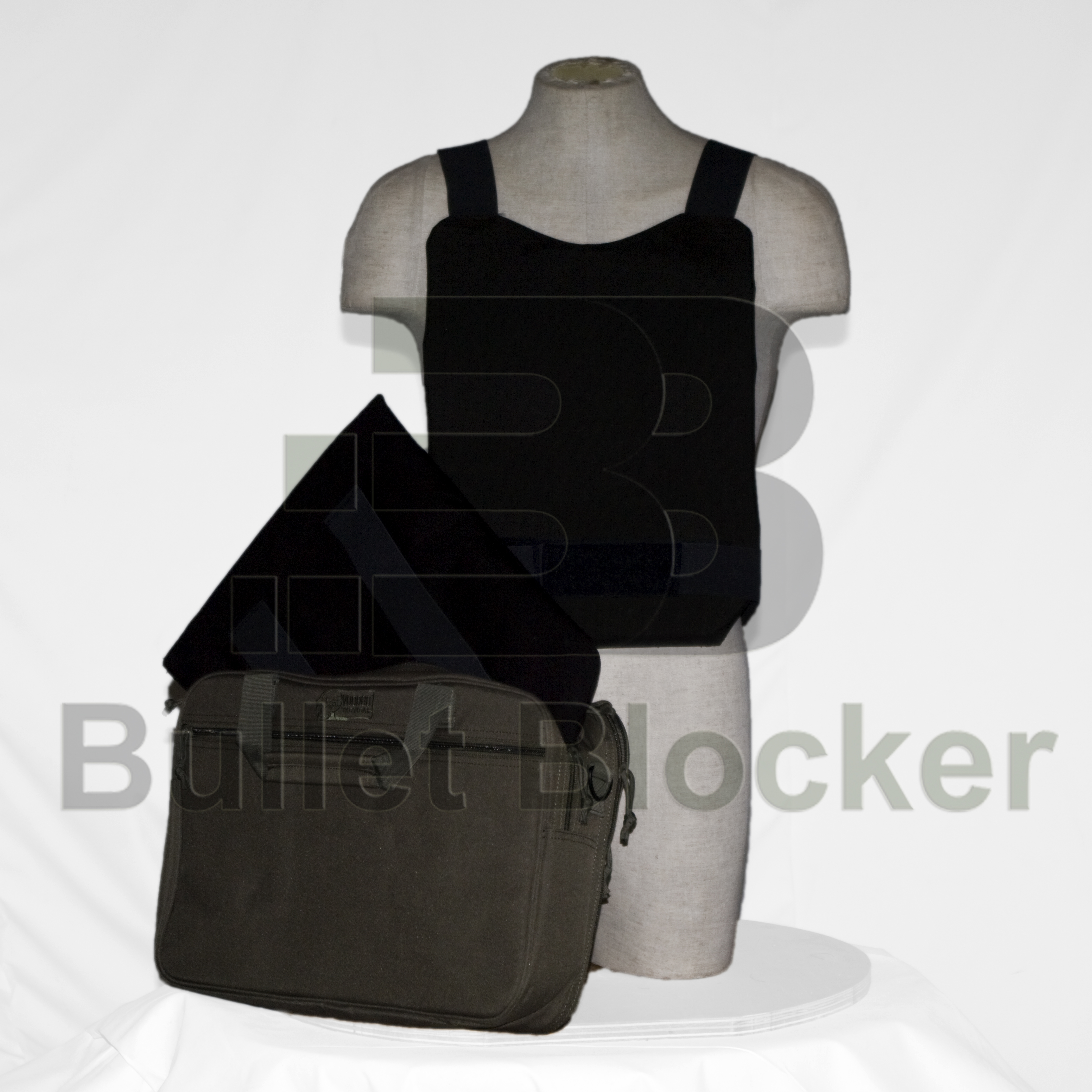 Bulletproof Executive Concealment Vest2