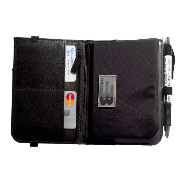 BulletBlocker NIJ IIIA Bulletproof Passport Wallet