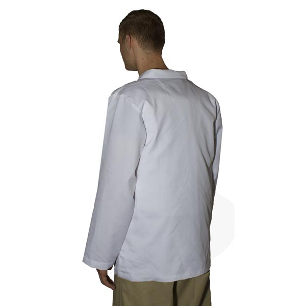 back labcoat