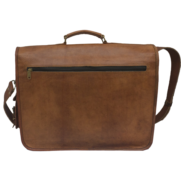 453f62564acc Our NIJ IIIA Leather Nomad Carryall is great for fashion forward  individuals who need a safe place to store important documents