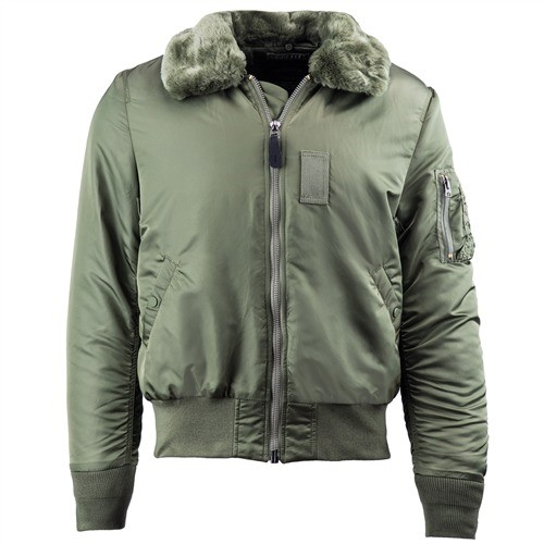 BulletBlocker NIJ IIIA Bulletproof Eagle Flight Jacket