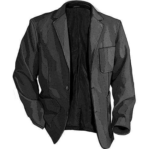 Bullet Blocker NIJ Leve 3A Fire Hose Bulletproof Jacket Black