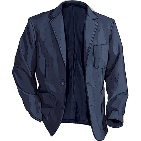 Bullet Blocker NIJ Leve 3A Fire Hose Bulletproof Jacket Midnight Blue
