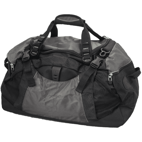 Gym Duffel Front View