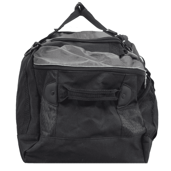 Gym Duffel Side View