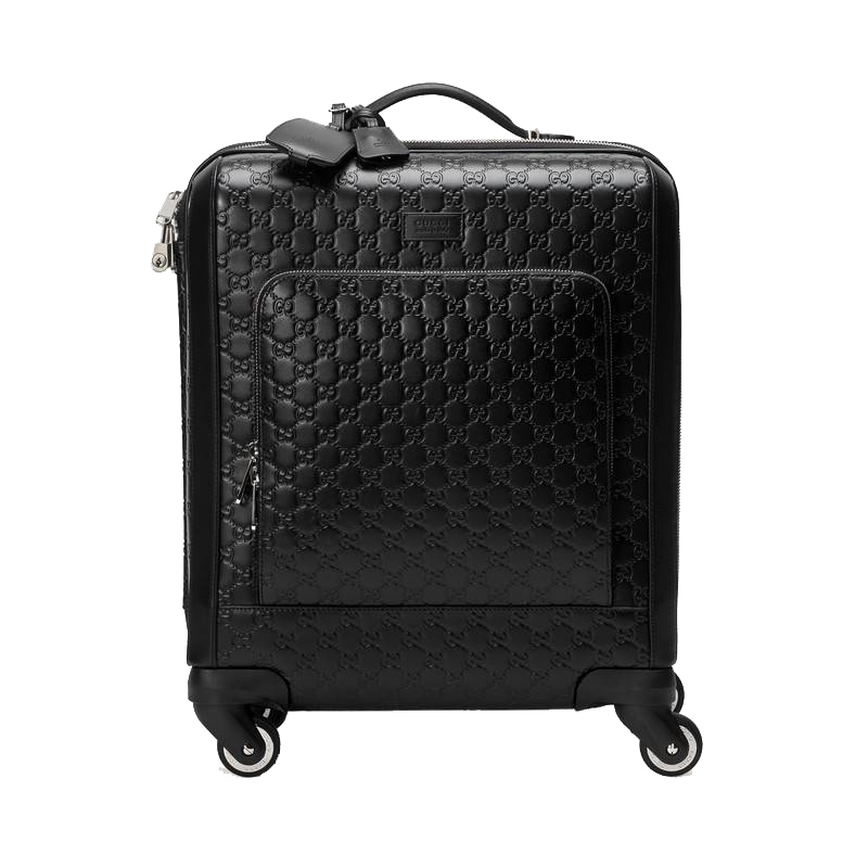 Gucci Signature Carry-on Black Signature Leather