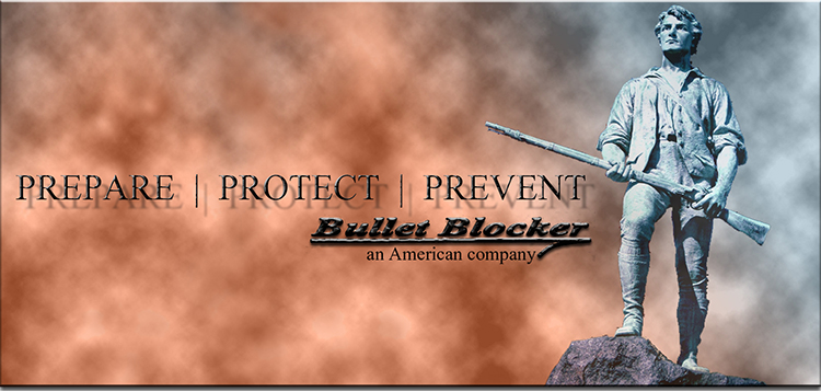 BulletBlocker Bulletproof Body Armor Products
