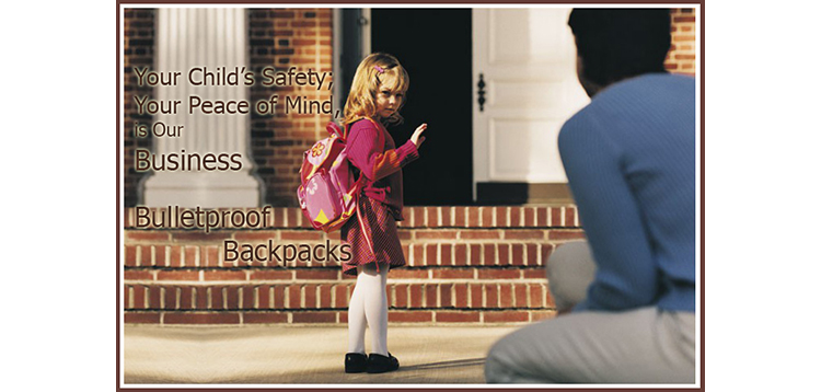 Bulletproof School Safety Protective Gear